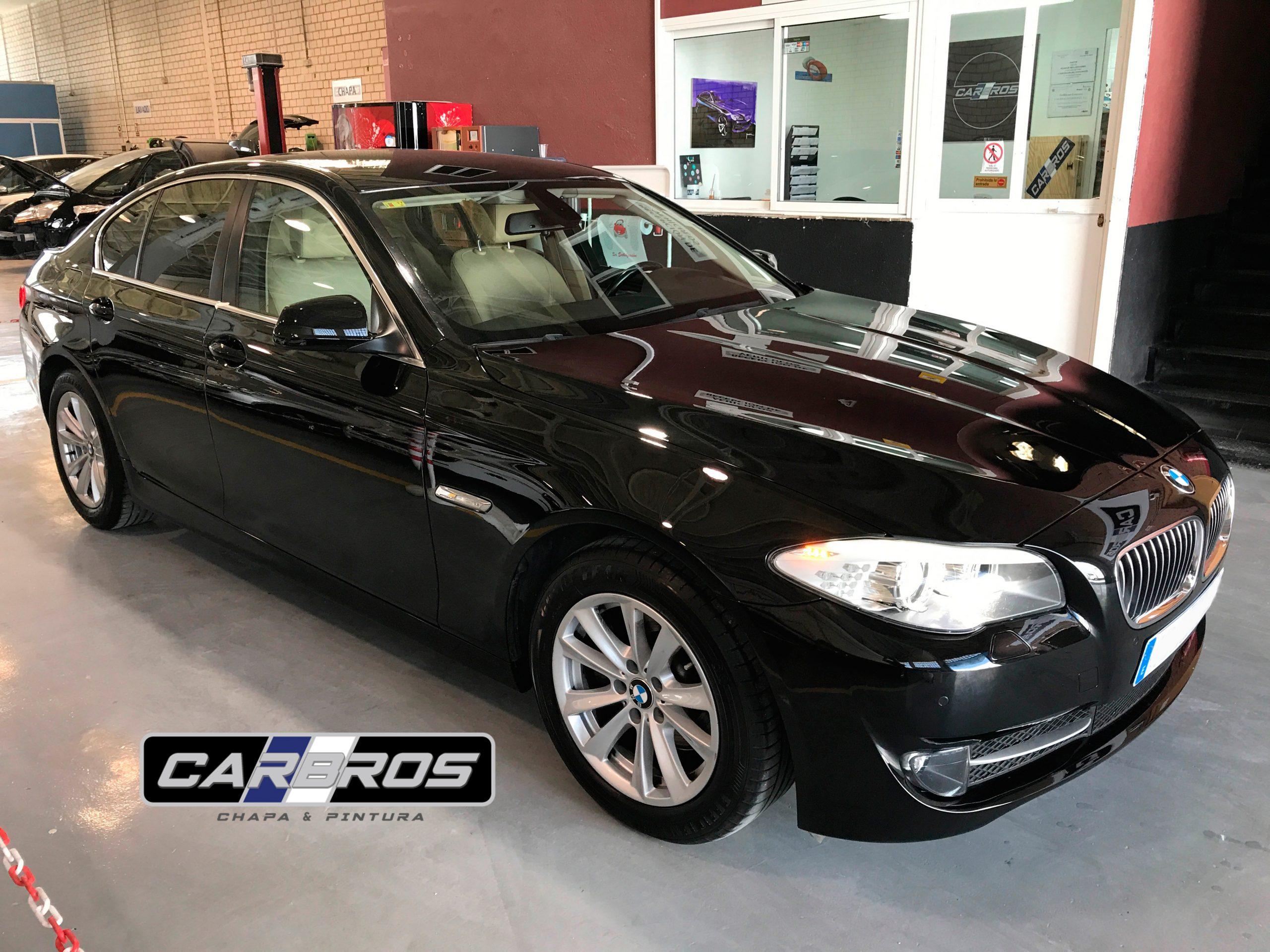 BMW Taller chapa y pintura Mapfre