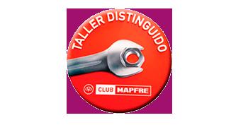 Taller concertado Mapfre distinguido